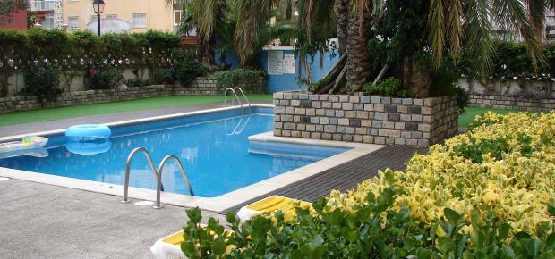 jugendreisen appartements mar blau in calella - fun-reisen, Hause ideen