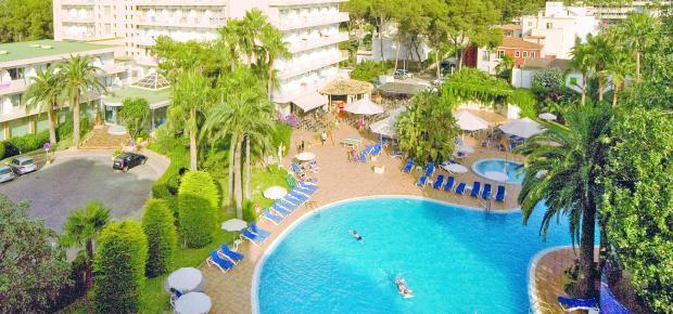 Hotel Oleander Mallorca Lage