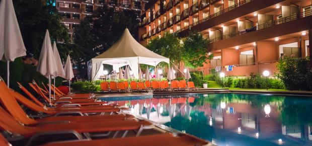 Bulgarien Goldstrand Beste Hotels Party